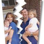 Проблема семейных разводов